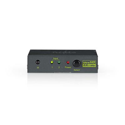 Nedis VSWI3432AT Video switch - Grijs