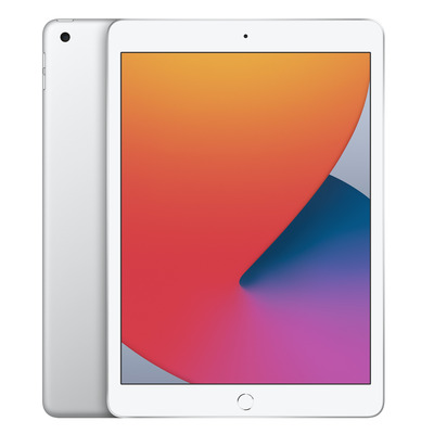 Apple iPad (2020) Wi-Fi 128GB 10.2 inch Silver Tablet - Zilver