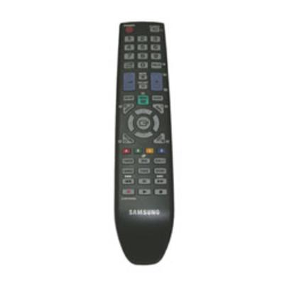 Samsung afstandsbediening: voor Plasma TV, zwart