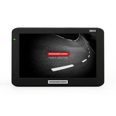 Modecom FreeWAY MX4 Navigatie - Zwart