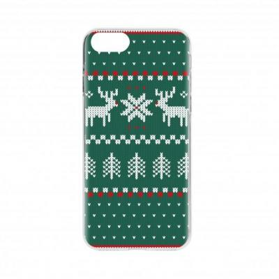 FLAVR Ugly Xmas Sweater Mobile phone case - Groen
