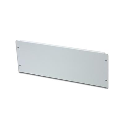 """Digitus Blank Panel for 19"""" cabinets Rack toebehoren - Zilver"""
