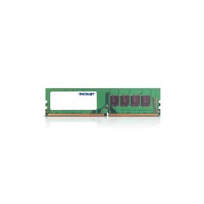 Patriot Memory 4GB DDR4 2666MHz RAM-geheugen - Zwart,Groen