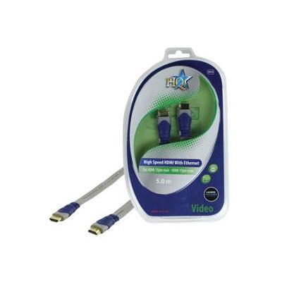 HQ HQSV-410-5.0 HDMI kabel
