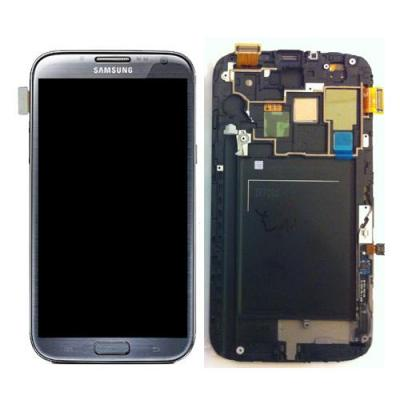 Samsung Galaxy Note 2 GT-N7105 LTE, grey mobile phone spare part