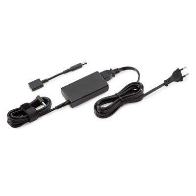 Hp netvoeding: 45W Smart AC Adapter - Zwart