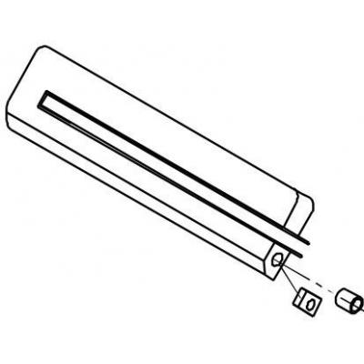 Datamax O'Neil Media Sensor Assy for W-Series Printers Printing equipment spare part