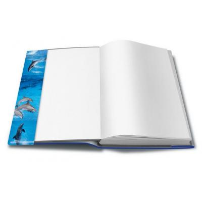 Herma tijdschrift/boek kaft: 20270 - Blauw