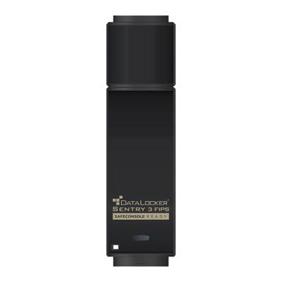 DataLocker Sentry 3 FIPS USB flash drive - Zwart