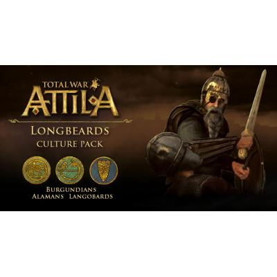 Sega : Total War: ATTILA - Longbeards