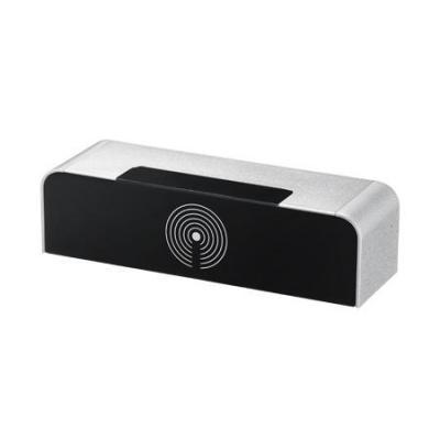Advantech 2,480 MHz, USB, -93 dBm, 0.9 μA RFID reader - Zwart
