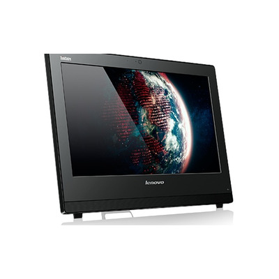 Lenovo all-in-one pc: ThinkCentre E73z - Zwart