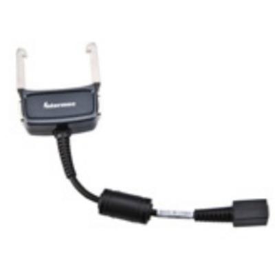 Intermec Audio Snap-On Adapter for CK3B Barcodelezer accessoire - Zwart