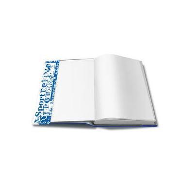 Herma tijdschrift/boek kaft: 28270 - Blauw