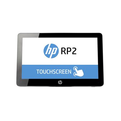 HP RP2 retailsysteem model 2030 POS terminal - Zwart