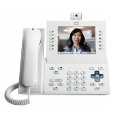 Cisco IP telefoon: 9971 - Wit