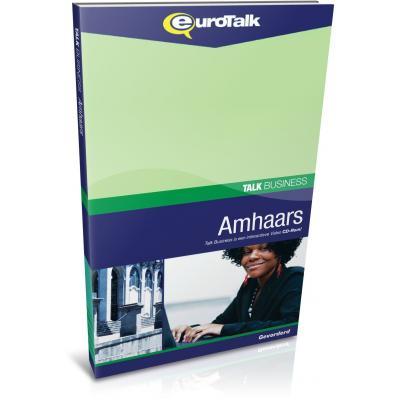Eurotalk educatieve software: Talk Business, Leer Amhaars (Amharic) (Gemiddeld, Gevorderd)