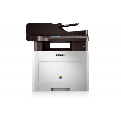 Samsung multifunctional: CLX-6260FR 4-1 Multifunction kleurenlaserprinter - Zwart, Cyaan, Magenta, Geel