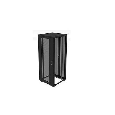 Eaton rack: RE Rack 42U 800W 800D Perforated doors, no sides - Zwart