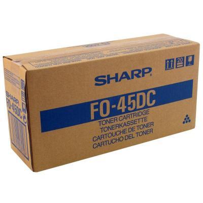 Sharp FO-45DC toners & lasercartridges