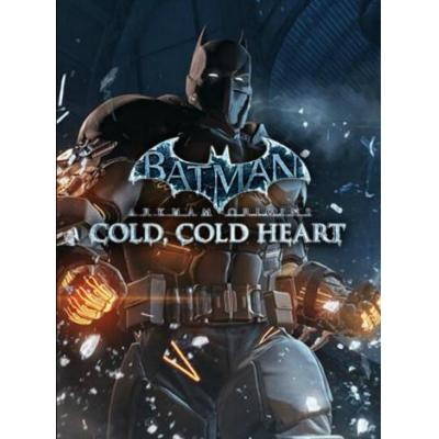 Warner bros : Batman: Arkham Origins - Cold- Cold Heart (DLC), PC