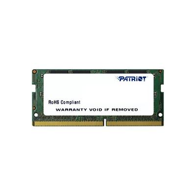 Patriot Memory Signature Line DDR4 8GB 2133MHz SODIMM RAM-geheugen