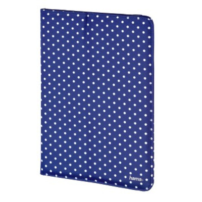 Hama Polka Dot Tablet case - Blauw