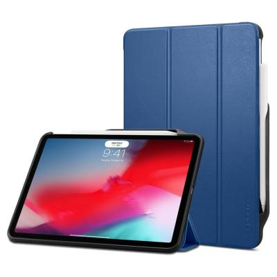 """Spigen iPad Pro 11"""" (2018) Case Smart Fold 2 Tablet case - Blauw"""