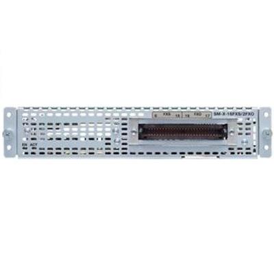 Cisco SM-X-16FXS/2FXO= Voice network module