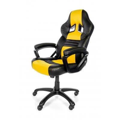 Arozzi stoel: Monza Yellow