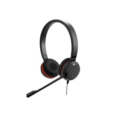 Jabra Evolve 30 II MS Stereo Headset - Zwart