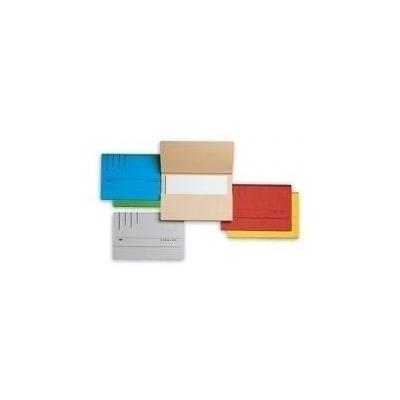 Jalema Secolor A4 Pocket File 31 x 23 cm Blue Map - Blauw