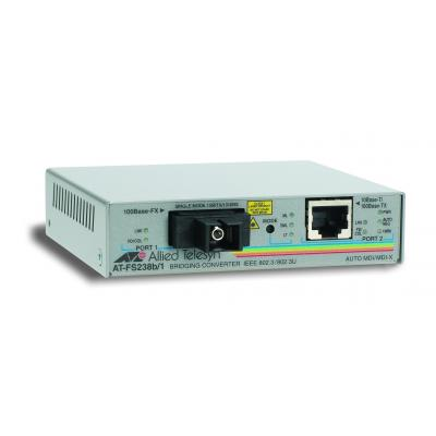 Allied Telesis AT-FS238A/1-60 Media converter