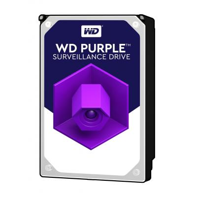 Western Digital Purple 10TB 5400RPM Surveillance Interne harde schijf