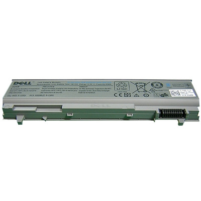 DELL primaire 6-cel 60W/h Li-Ion notebook reserve-onderdeel - Zwart