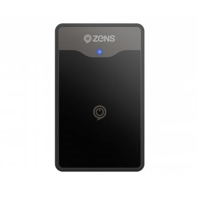 Zens oplader: Wireless Single Charger - Zwart