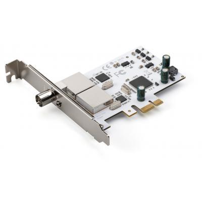 Terratec TV tuner: Cinergy T PCIe Dual - Zilver