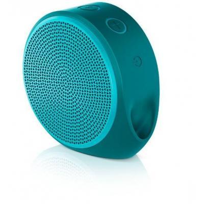 Logitech draagbare luidspreker: X100 Mobile Speaker - Zwart, Groen