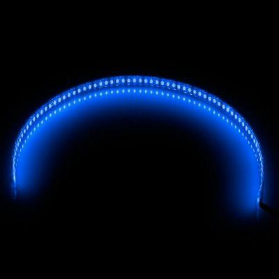 Phobya Computerkast onderdeel: LED-Flexlight HighDensity blue 60cm - Blauw