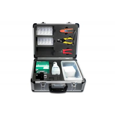 Assmann electronic stopcontact & gereedschapset: Quick Instal Fib Opt Kit.