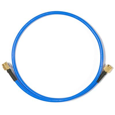 Mikrotik Flex-guide Coax kabel - Blauw