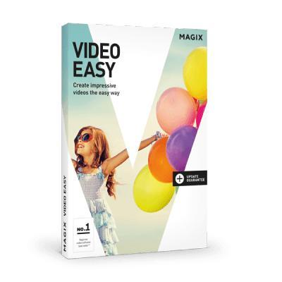 Magix videosoftware: Video easy