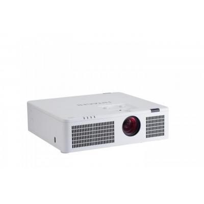 "Hitachi beamer: LED, 1920 x 1200, 170.18 cm (067 "") , Zoom x1.7, 3500 ANSI Lumens, USB, HDMI, - Wit"