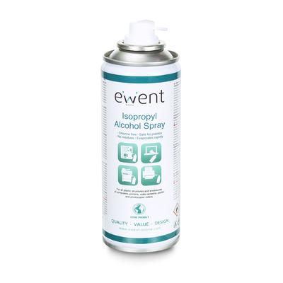 Ewent Isopropyl Alcohol spray Reinigingskit - Wit