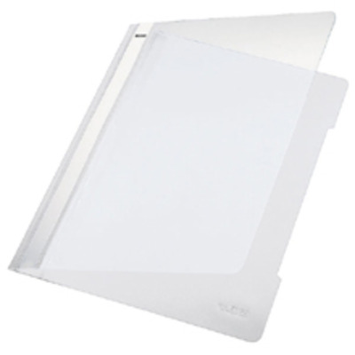 Leitz Presentation File A4 White (25) Stofklepmap - Wit