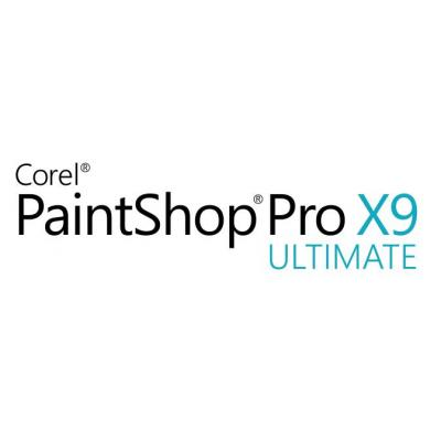 Corel grafische software: PaintShop Pro X9 Ultimate ML ESD