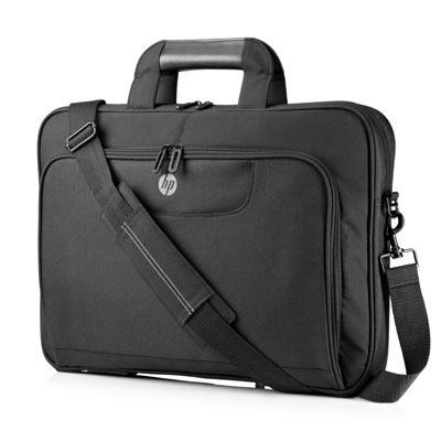"Hp laptoptas: Value Top Load 18"" - Zwart"