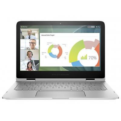 HP laptop: Spectre Pro x360 G1 - Intel Core i5 - Zilver
