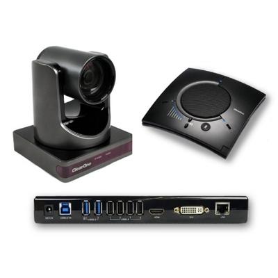 Clearone videoconferentie systeem: COLLABORATE Versa 150 - Zwart