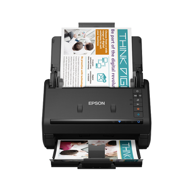 Epson WorkForce ES-500WII Scanner - Zwart